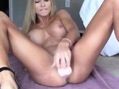 Blonde Webcam Goddess - Roleplay In Heels - Squirt