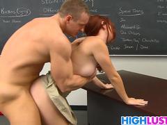 redhead schoolgirl melody jordan gets fucked segment