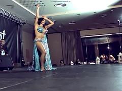 Alla Kushnir sexy Belly Dance part 176
