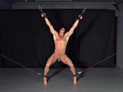 Bondage domination sadisme masochisme, Grosse bite, Muscle, Suçant