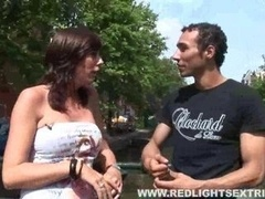 Sahid from Egypt hires a hooker during his remain in Amsterdam via redlightsextrips