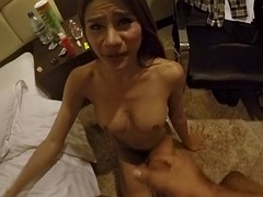 Amateur, Nana, Gros seins, Hard, Pov, Transsexuelle, Thaïlandaise, Nénés
