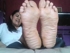 Attractive adult feet bottoms 2 BST