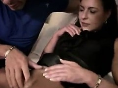 German Milf Pussy is Squirting