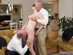 Old fart and young babe fucked by guy xxx Frannkie heads down the Hersey highway