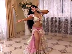 Alla Smyshleaeva Sexy Belly Dance compilation