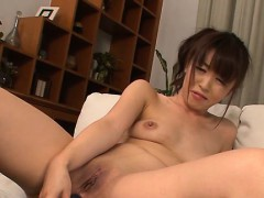 Raunchy blowbang from japanese playgirl with anal insert