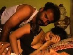 Indian Bhabhi Fucked By Dewar While Husband