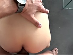 hot casting fuck with petite built blondie hime marie