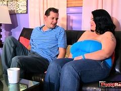 Big tits pornstar tits fuck and cumshot