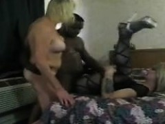 Interracial band that is amateur