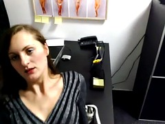 Model Fucked At The Casting