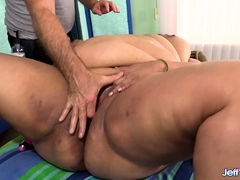 BBW Veruca Darling's Sex Crazed Massage
