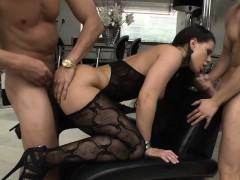 Amazing Threesomes - Rocco Siffredi, Adriana Chechik