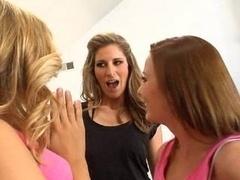 Lesbian Games of Admire