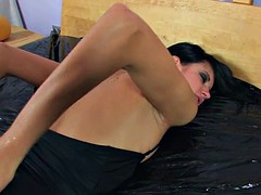 straponcum: Part 2 of 3 strap-on penalty for Agnes