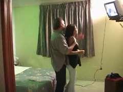 Pregnant Thai Hottie Deep Faceholes and Pounds Crazy