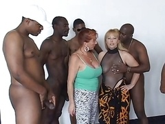 chubby old group-fuck
