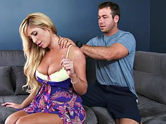 My new stepmother Tasha Reign was a real whore