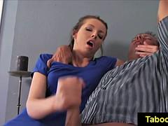 Tir de sperme, Branlette thaïlandaise, Masturbation