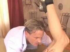 stocking fetish girl