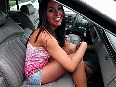 Car is a perfect place for a good BJ