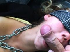 Busty Slut Any Facefuck And Facial