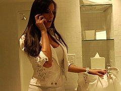 Incroyable, Américain, Conversation vulgaire, Femme dominatrice, Hôtel, Lingerie, Argent, Jarretelles