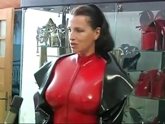 rubber interview