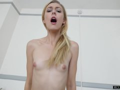 Sex leverage on my stepsis