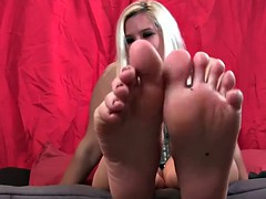 Worship my feet and get dominated