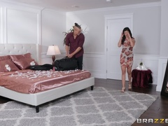 Mommy Got Boobs (Brazzers): Nina's Chapel of Lust Part 1