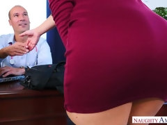 Aidra Fox,Sean Lawless Naughty Office
