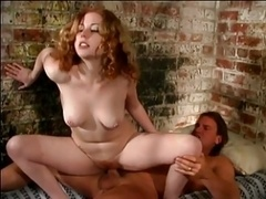 Furry Redhead Cherry Juicy Love hole Jail Fuckin'