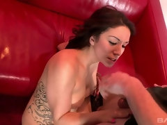 Natalie Hot gets fucked in all her holes in quickie with stranger