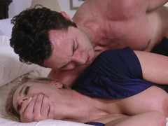 MILF lady is being brutally fucked by her kinky partner