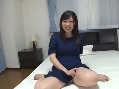 Charming Japanese tart embodies her fetish dream