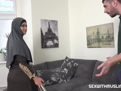 Man just wants sex and coerces Arab into blowjob
